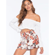 ELEMENT Wildflower Brighton Womens Crop Top