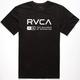 RVCA Associate Mens T-Shirt