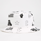CONVERSE Pattern Mens Bucket Hat