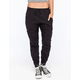 ALMOST FAMOUS Crave Fame Womens Twill Jogger Pants