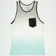BLUE CROWN Blue Skyz Mens Tank