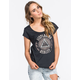 VOLCOM Displacing Reality Womens Tee
