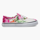 VANS Hawaiian Floral Authentic Girls Shoes