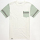 LIRA Eagle Mens Pocket Tee