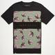 LIRA Halves Style Mens T-Shirt