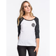 METAL MULISHA Laidback Womens Baseball Tee
