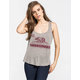 BILLABONG Staying Here Womens Tank