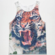 BLUE CROWN Tiger Mens Tank