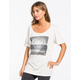 GLAMOUR KILLS I'll Be Your Anchor Womens Tee