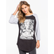 GLAMOUR KILLS The Adventure Womens Baseball Tee