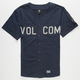VOLCOM Milton Mens Baseball Jersey
