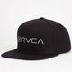 RVCA Hexer Mens Snapback Hat