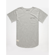 LIRA Aussie Mens Pocket Tee