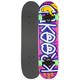 KROOKED Eyes Krashr Mini Full Complete Skateboard