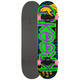 KROOKED Eyes Krashr Large Full Complete Skateboard