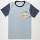 LOST Goon Squad Mens Pocket Tee
