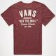 VANS Custom Classics Mens T-Shirt