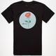 ALTAMONT Rose Logo Mens T-Shirt
