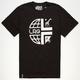 LRG Whole World Mens T-Shirt