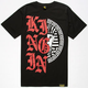 LAST KINGS Tilted Mens T-Shirt