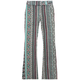 FULL TILT Paisley Diamond Print Girls Flare Pants