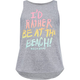 BILLABONG I'd Rather Be At The Beach Girls Tank