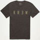 KR3W Locker Mens T-Shirt