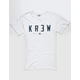 KR3W Lock Up Mens T-Shirt
