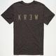 KR3W Locker Mens T-Shirt