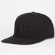ELEMENT Knutsen Mens Snapback Hat