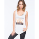 YOUNG & RECKLESS Paris Womens Tank