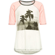 FULL TILT Tropical Palm Girls Raglan Tee