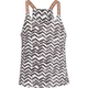 FULL TILT Chevron Tape Trim Girls Tank