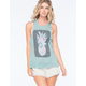 O'NEILL Pineapple Portrait Womens Muscle Tank