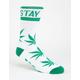 DGK Stay Smokin Mens Crew Socks