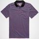 HURLEY Pier Mens Dri-FIT Polo Shirt