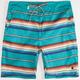 AMBIG Hola Stripe Mens Boardshorts
