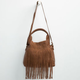 T-SHIRT & JEANS Chelsea Fringe Crossbody Bag