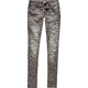 ALMOST FAMOUS Animal Print Womens Skinny Pants