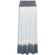 FULL TILT Tie Dye Stripe Foldover Girls Maxi Skirt