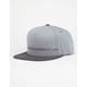 RVCA Crusher Twill Mens Snapback Hat