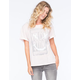 VOLCOM Raise Hell Womens Tee