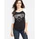 LIRA Survival Womens Baseball Tee