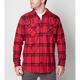 METAL MULISHA Blurred Mens Flannel Shirt