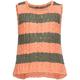 FULL TILT Stripe Girls Sweater Tank