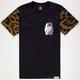 LAST KINGS Cheetah Mens T-Shirt