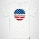 RIP CURL Salute Mens T-Shirt