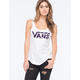 VANS Stars Logo Womens Tank
