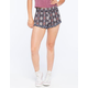 FULL TILT Ruffle Hem Womens Shorts