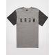 KR3W Locker Block Mens T-Shirt